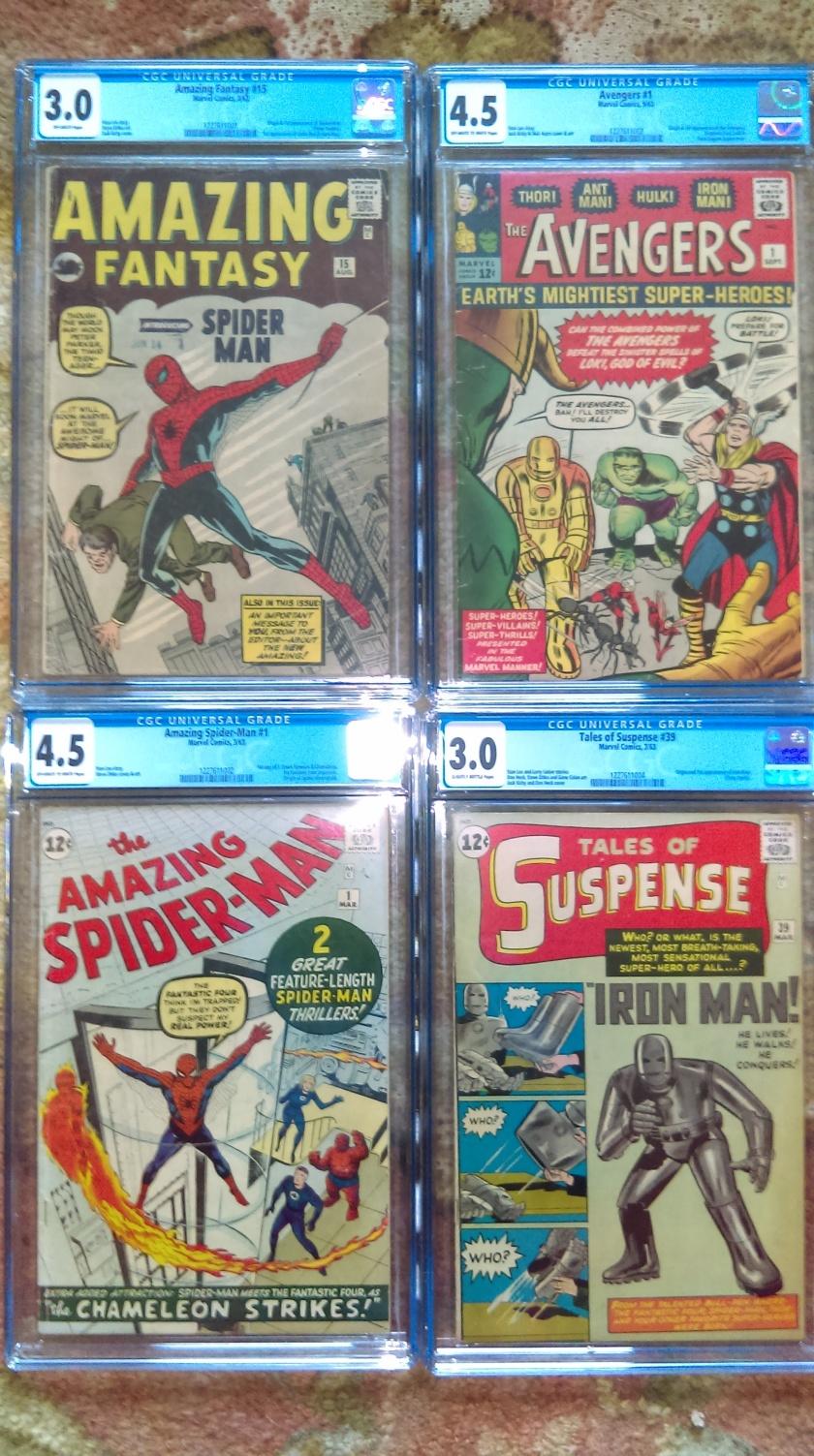 large comic sale